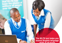IELTS PREPARATION FORM IN ZAMBIA