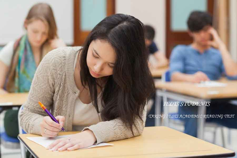 IELTS READING ACADEMIC TEST 1