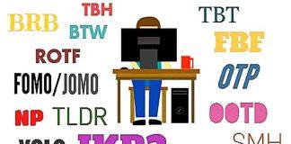 INTERNET SLANG WORDS LIBRARY