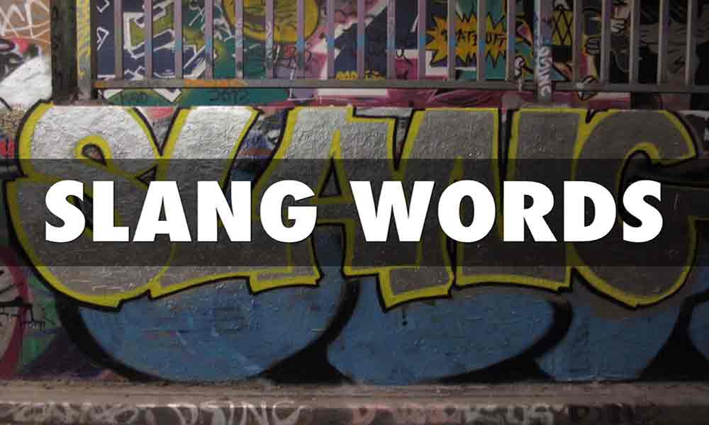 ONLINE SLANG WORDS DICTIONARY