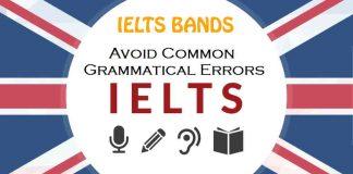 IELTS Keywords Linking Phrases Grammar