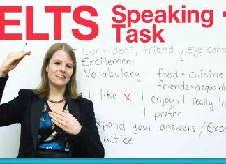 IELTS SPEAKING TEST 1 HOW TO GET HIGHER SCORE