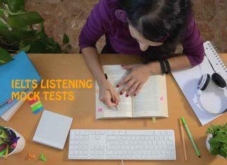 IELTS Listening Mock Tests