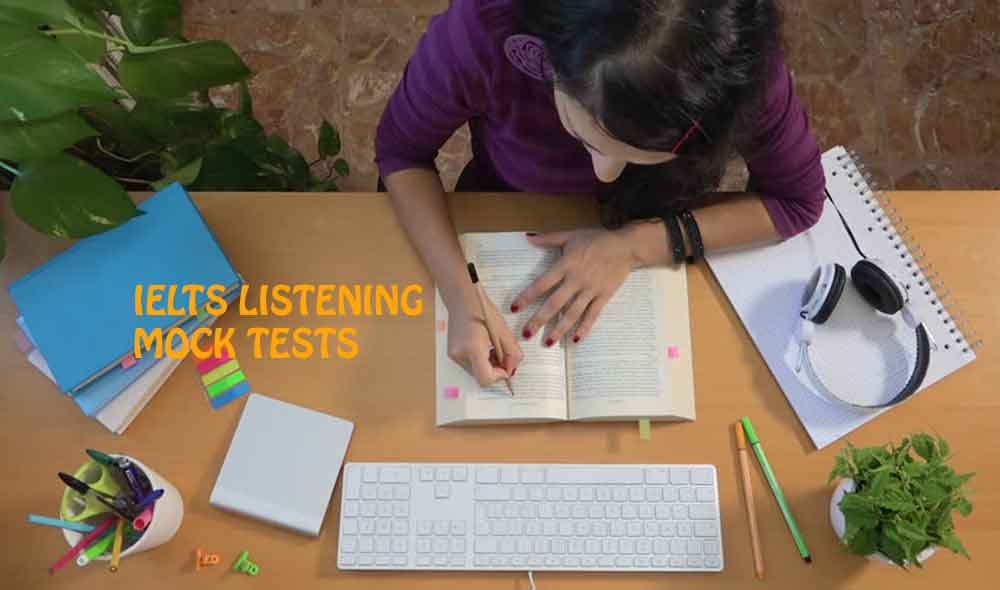 IELTS Listening Mock Tests