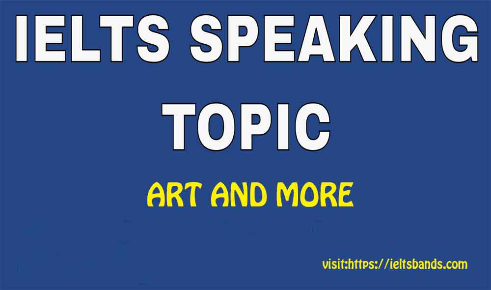 IELTS SPEAKING QUESTIONS ANSWERS