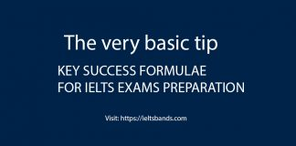 IELTS EXAMS BASIC STEPS PREPARATION