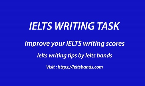 Ielts writing tasks best tips shared