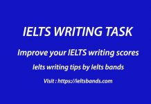 IELTS WRITING TASK BEST TIPS