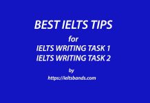 BEST TIPS IELTS WRITING TASK 1 TASK 2