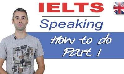 Ielts Speaking Exams Preparation Best Speaking Preparation Video
