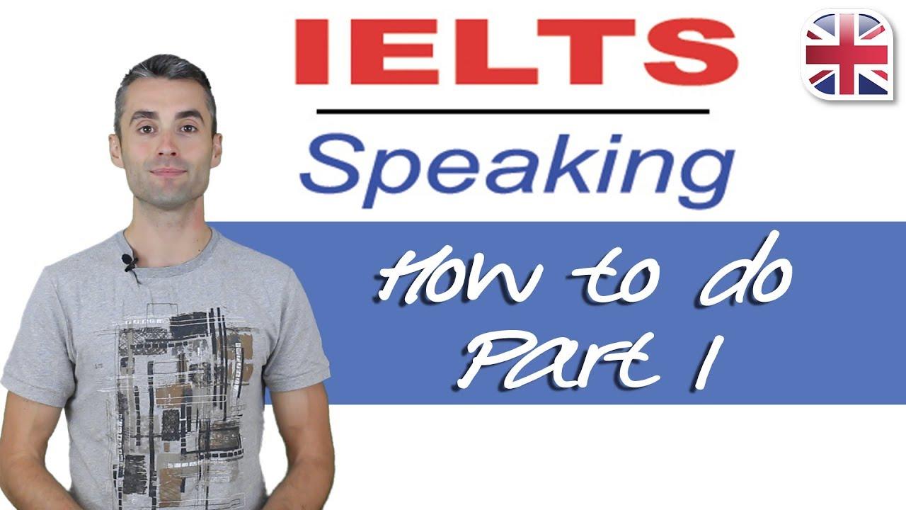 Ielts Speaking Exams Preparation Best Speaking Preparation Video