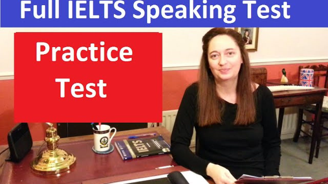 IELTS Speaking Practices And Model Answers By Liz IELTS Expert
