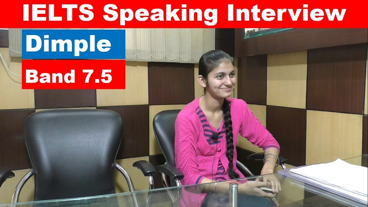 IELTS Speaking Test Sample Video Interview How To Get 8 Bands In IELTS
