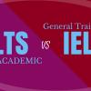 General IELTS Test Task 1
