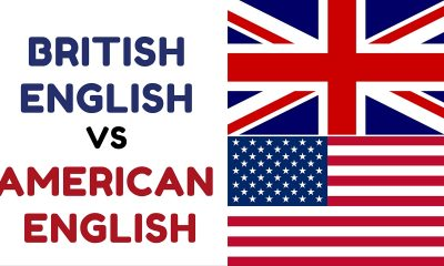 Differences Between American English And British English Lesson 1